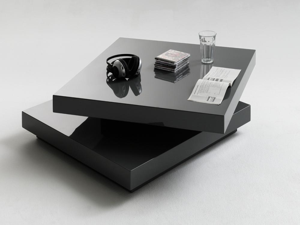 halo couchtisch wohnzimmertisch tisch fürs wohnzimmer hochglanz ... - Wohnzimmer Hochglanz Grau