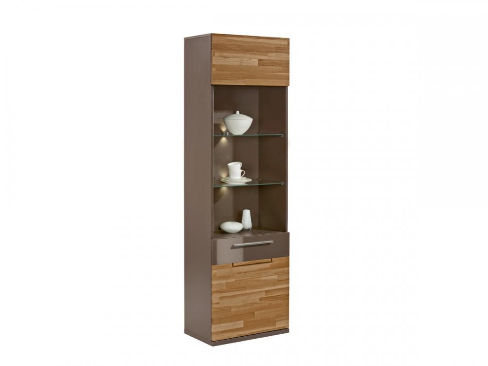 arte m feel vitrine glasvitrine schrank f wohnzimmer. Black Bedroom Furniture Sets. Home Design Ideas