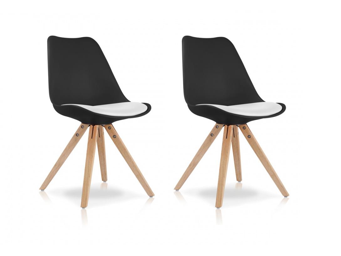 4er set pitu esstischstuhl polsterstuhl stuhl kunstleder for Esstischstuhl design