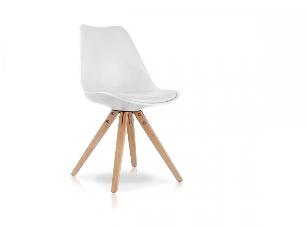 Pitu esstischstuhl polsterstuhl esszimmerstuhl stuhl buche for Schalenstuhl design