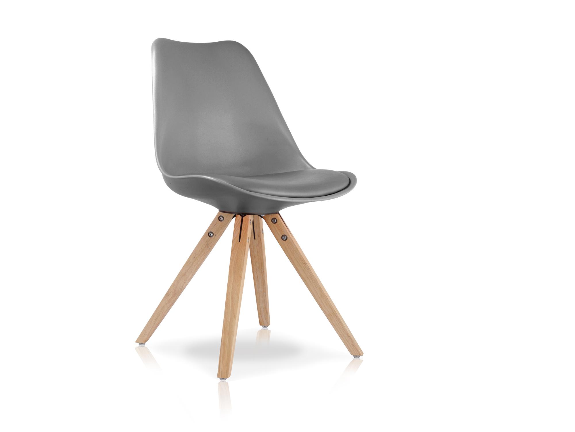 Esstischstuhl schalenstuhl esszimmerstuhl stuhl buche for Schalenstuhl kunstleder
