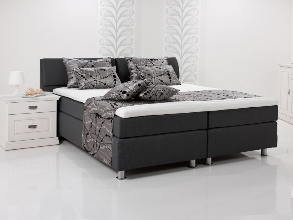 amy boxspringbett einzelbett boxspring bett hotelbett. Black Bedroom Furniture Sets. Home Design Ideas