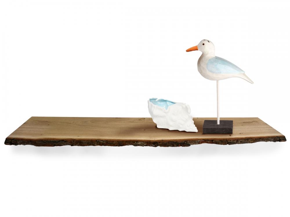 peko classic regalboden h ngeregal wandboard wandregal 60 cm eichenrinde natur ebay. Black Bedroom Furniture Sets. Home Design Ideas