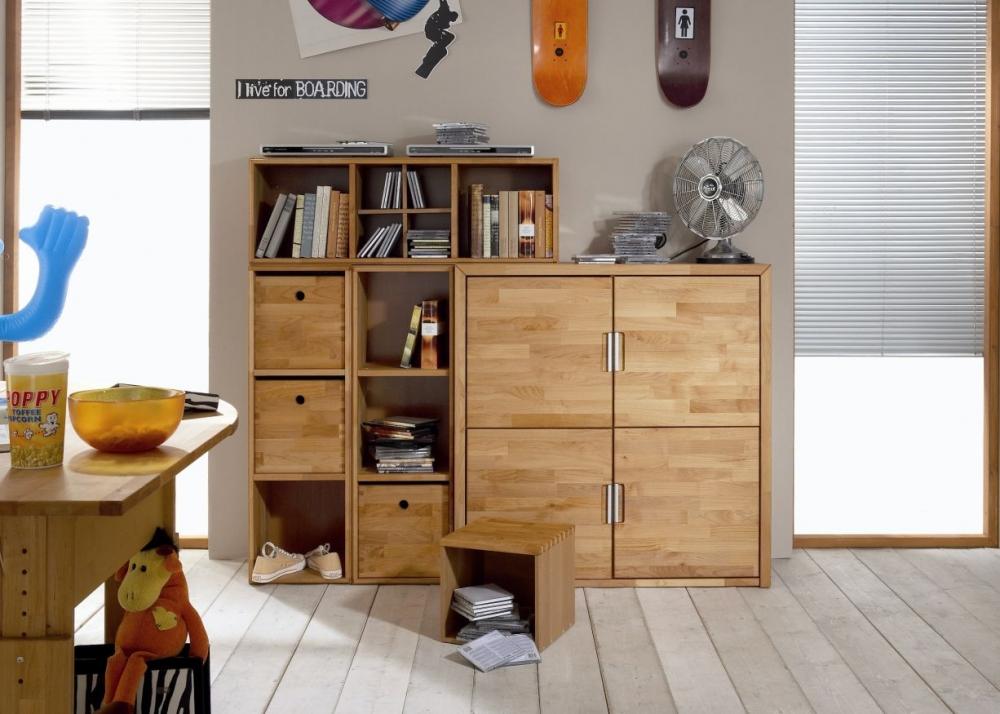 Erle schrank kleiderschrank lucienne loddenkemper g nstig for Hochschrank schlafzimmer