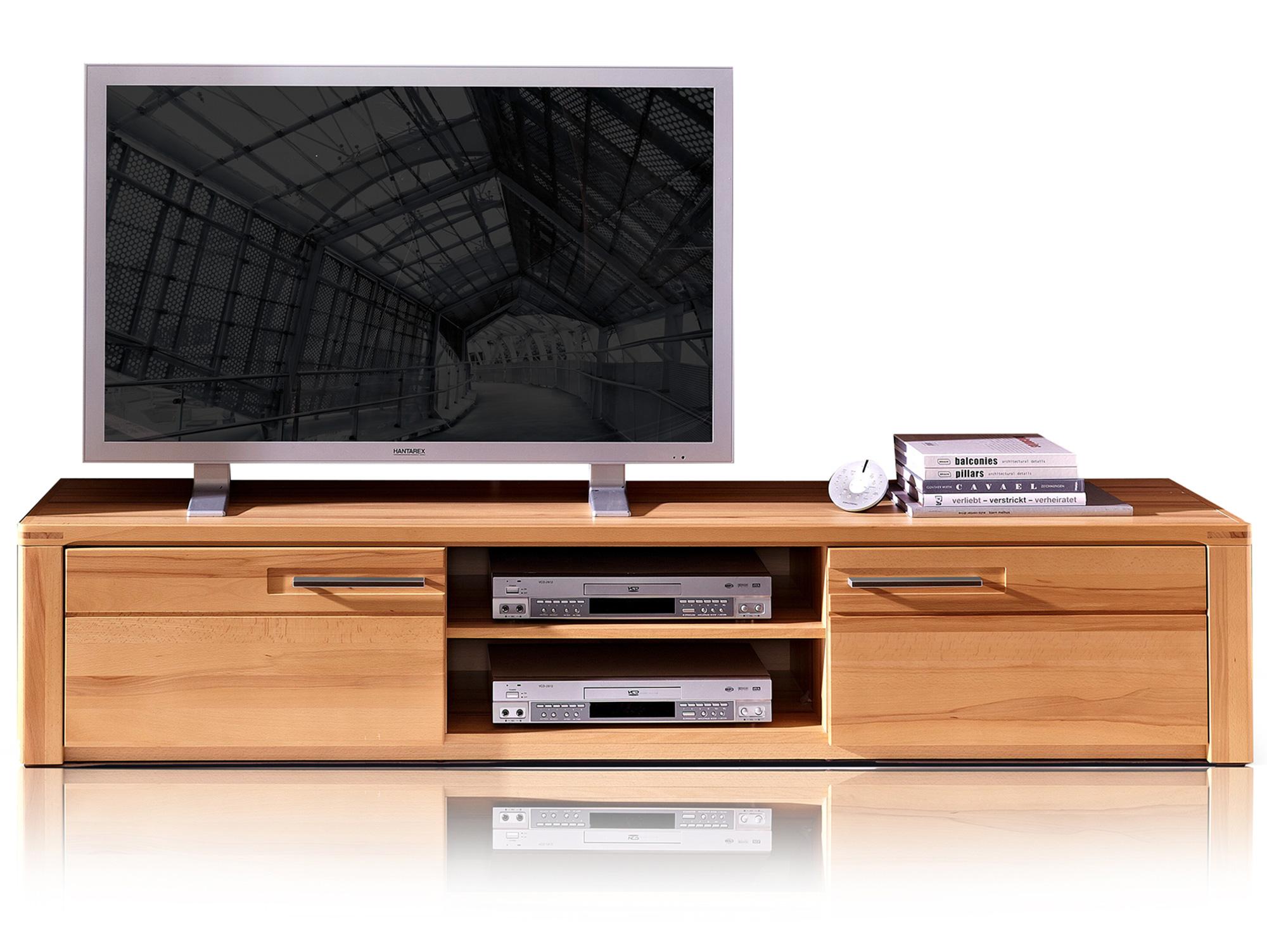 nestor plus tv unterteil kernbuche wohnzimmer tv schrank. Black Bedroom Furniture Sets. Home Design Ideas