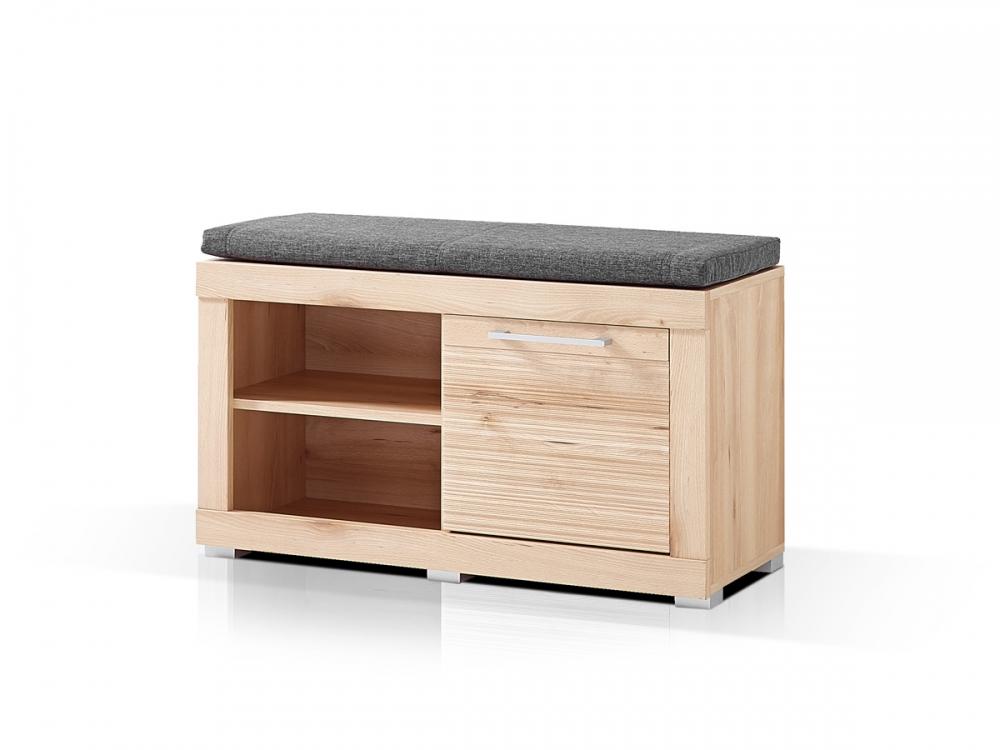tim sitzbank garderobenbank diele flur bank schuhschrank. Black Bedroom Furniture Sets. Home Design Ideas