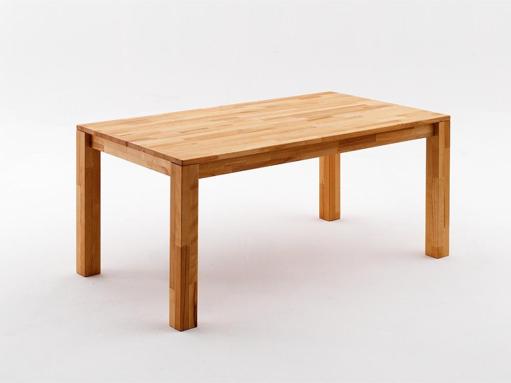 Rino tisch esstisch massivholztisch massivholz kernbuche for Massivholz esstisch 120x80