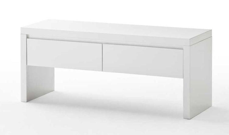 sintia sitzbank bank f r garderobe garderobenbank hochglanz lackiert wei weiss. Black Bedroom Furniture Sets. Home Design Ideas
