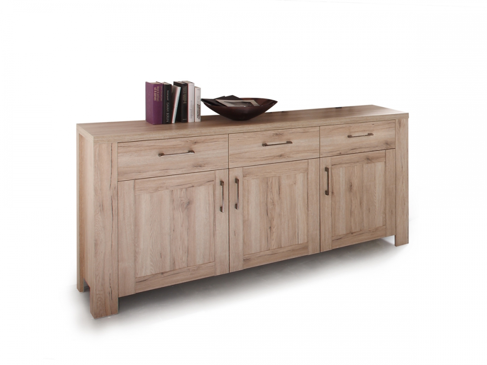 leroy kommode sideboard schrank esszimmerschrank dekor. Black Bedroom Furniture Sets. Home Design Ideas