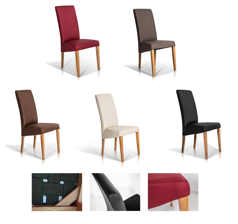 Rudi esstischstuhl polsterstuhl esszimmerstuhl stuhl buche for Esstischstuhl design