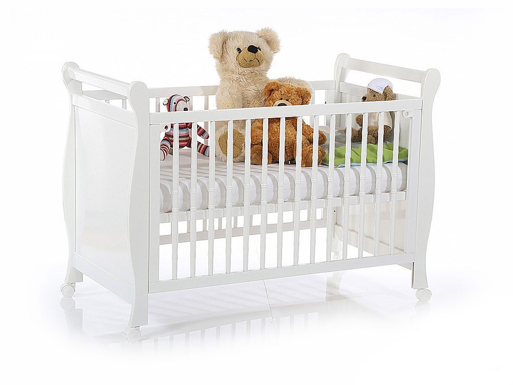 tony gitterbett babybett kinderbett bett f rs kinderzimmer. Black Bedroom Furniture Sets. Home Design Ideas