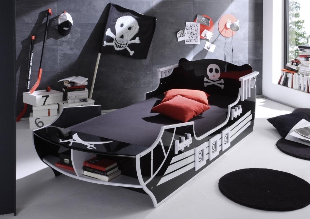 Kinderbett junge pirat  Kinderbett Piratenschiff | daredevz.com