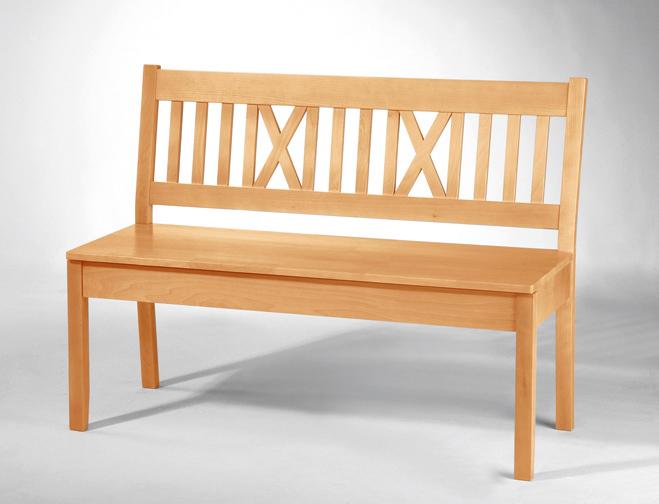 ludwig bankteil bank sitzbank f r esszimmer holzbank buche. Black Bedroom Furniture Sets. Home Design Ideas