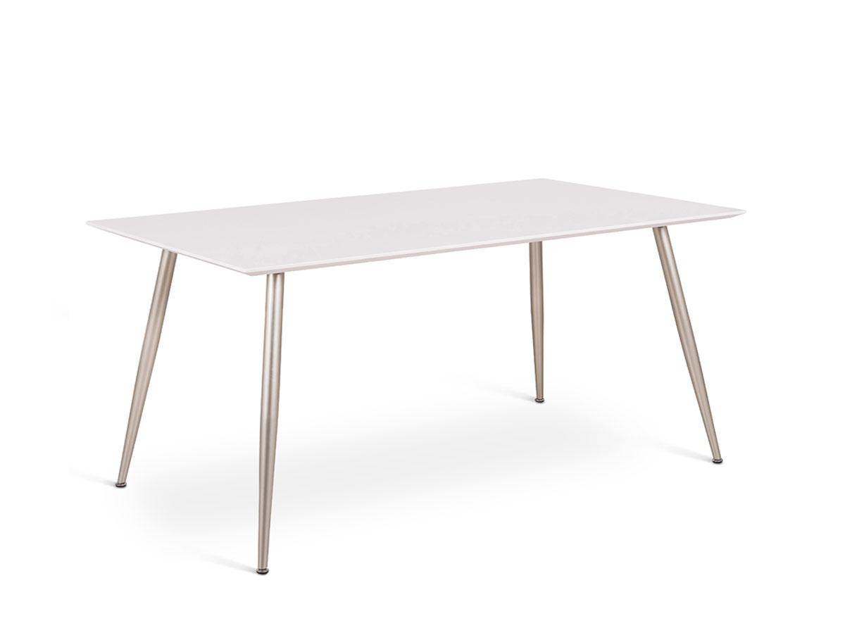 eco tisch esstisch schreibtisch 140x80 50er jahre stil mdf. Black Bedroom Furniture Sets. Home Design Ideas