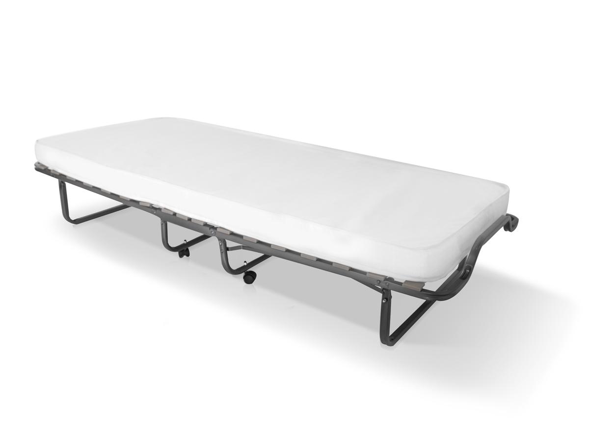 g stebett klappbett 80x200 cm celine mit matratze 10cm hoch inkl h lle betten ebay. Black Bedroom Furniture Sets. Home Design Ideas