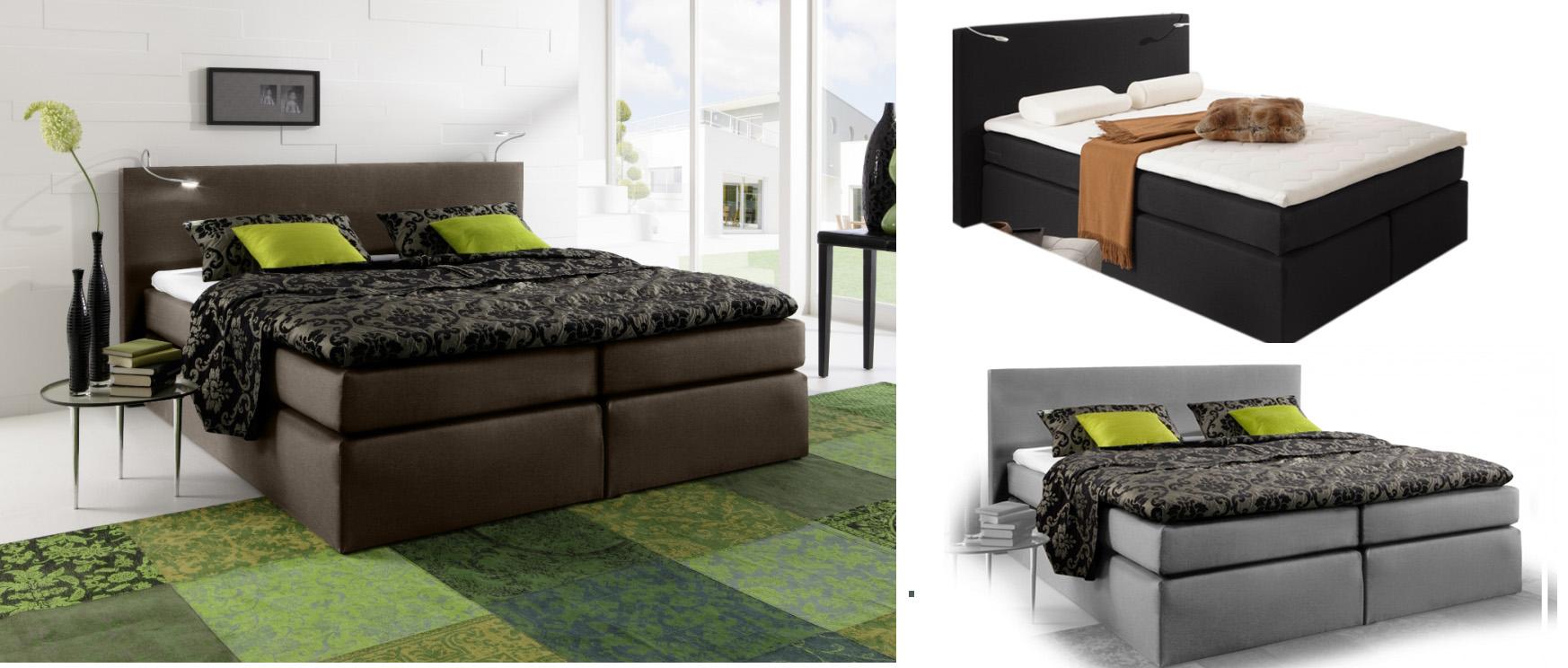 boxspringbett boxspringbetten h2 inkl topper 140 160 180x200 doppelbett savanna ebay. Black Bedroom Furniture Sets. Home Design Ideas
