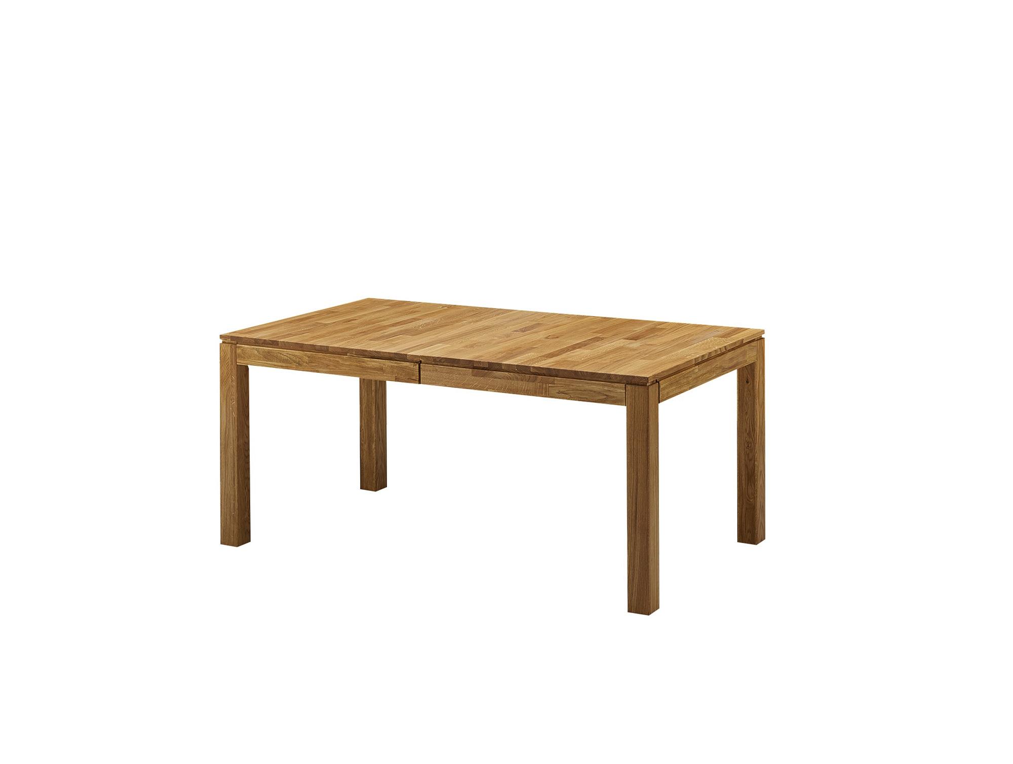 lissabon tisch wildeiche esstisch massivholztisch 140x90 bis 220x90 ausziehbar ebay. Black Bedroom Furniture Sets. Home Design Ideas
