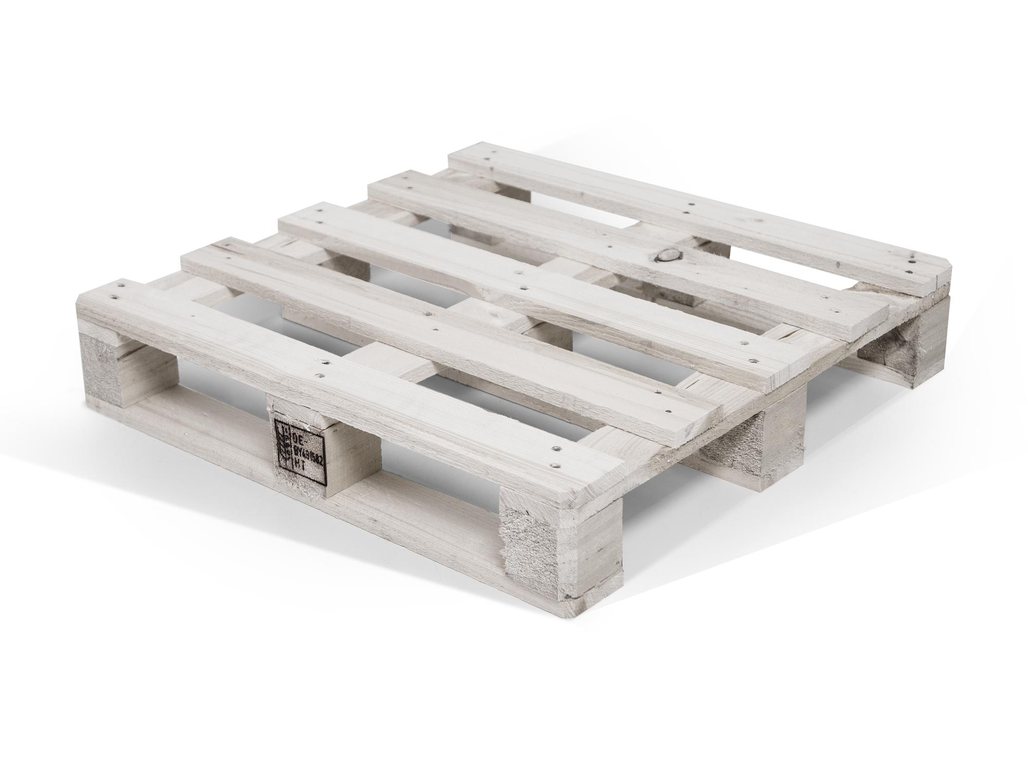 palette 70x70x13 cm fichte weiß zum diy bauen von palettenmöbel