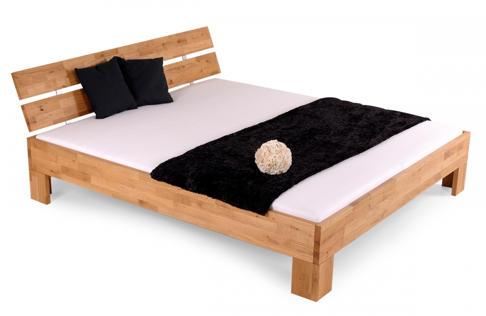 LÖWEN Massivholzbett Massives Bett Buche Massiv Geölt