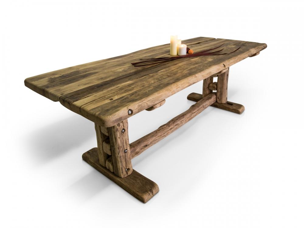 WIKINGER Esstisch Massivholztisch Tisch Holztisch Esszimmertisch ...